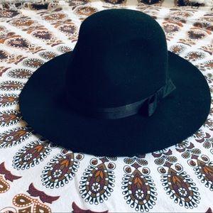 Brixton Black Fedora Hat